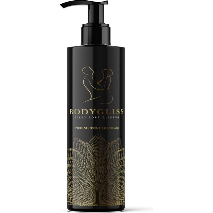 Lubrificante al silicone Bodygliss Silky Soft Gliding Pure - 50ml