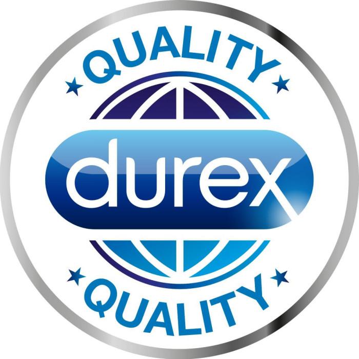 Durex Sync Orgasmic - preservativi ritardanti & stimolanti 6 pezzi